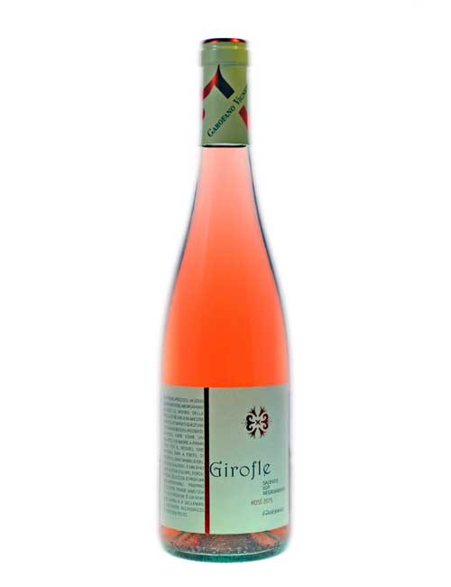 vino rosato girofle 2015