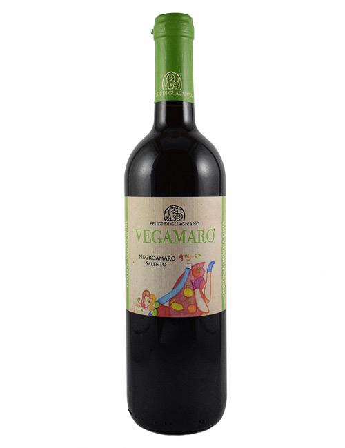 vino rosso vegamaro feudiguagnano