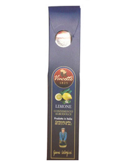 Vincotto al limone non dolce