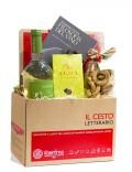 cesto letterario cesto regalo del salento